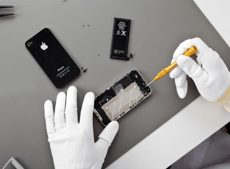 00d9972863d iPhone; iPad; Pantalla Quebrada; No tiene Audio; No carga la Batería
